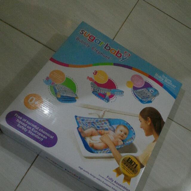 Baby Bather ( Perlengkapan Mandi Bayi )