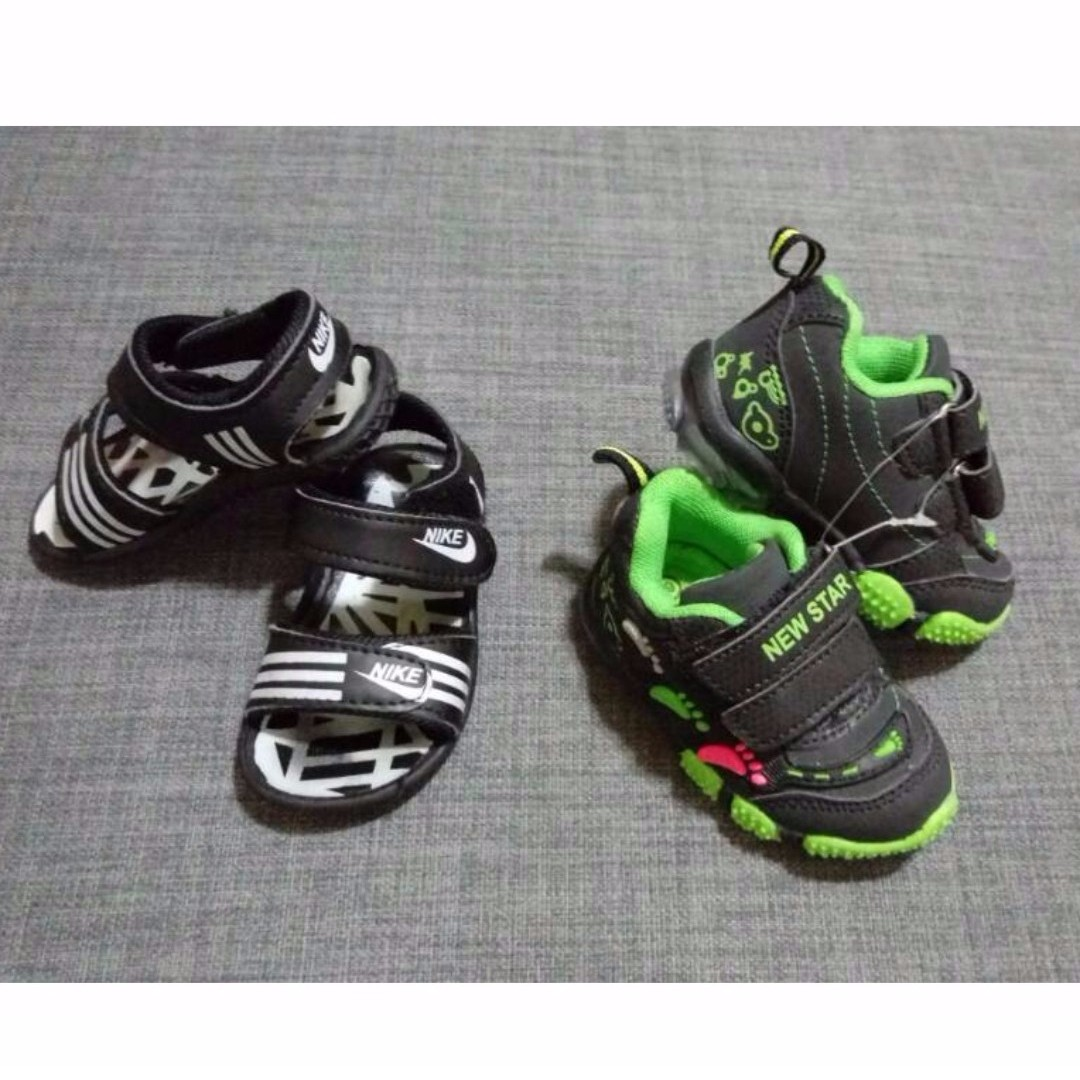 Baby shoes 2 set