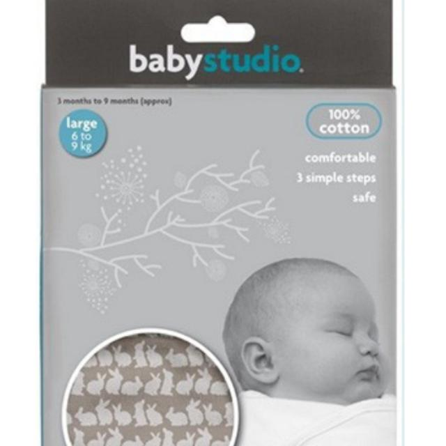 Babystudio Swaddle Wrap - Large