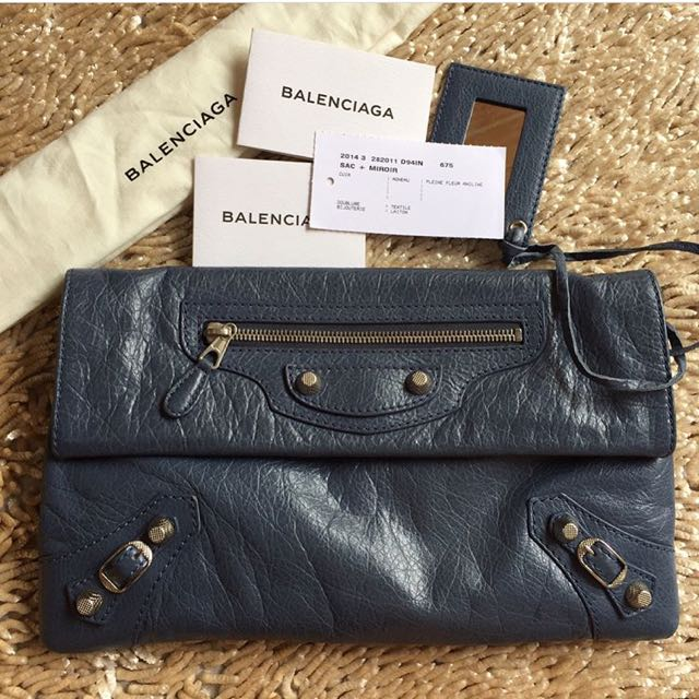 Balenciaga Envelope No Strap