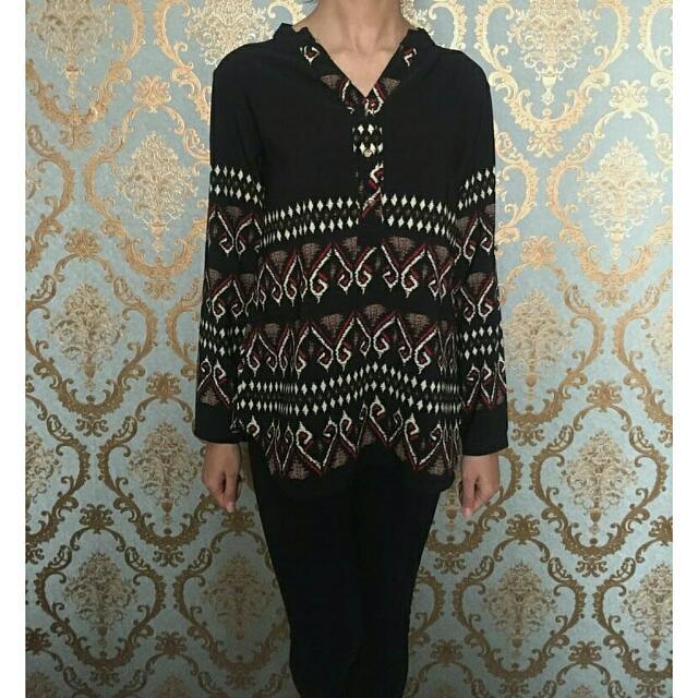 Batik Semi Formal