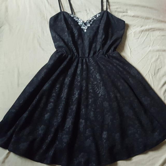 REDUCED $ - Beautiful Black Dress