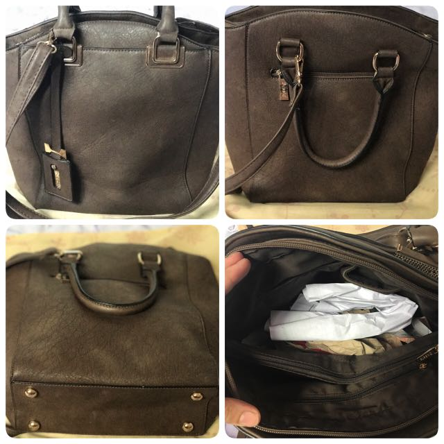 Bessie London Handbag With Sling