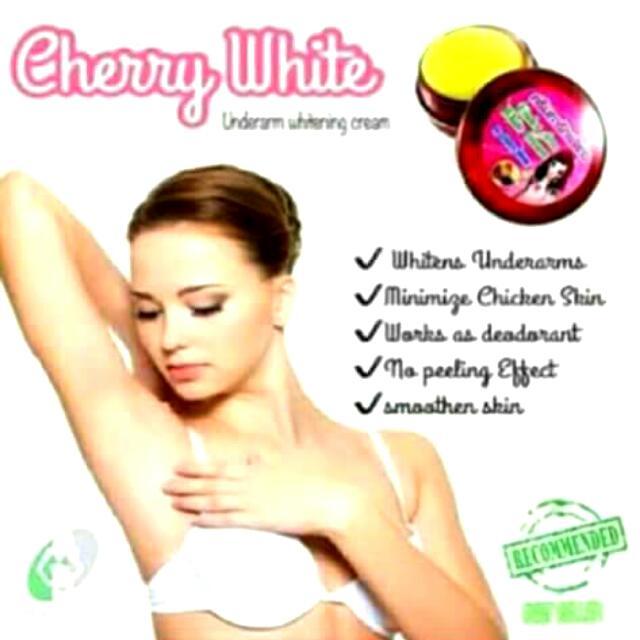 BESTSELLER CHERRY WHITE Underarm Whitening
