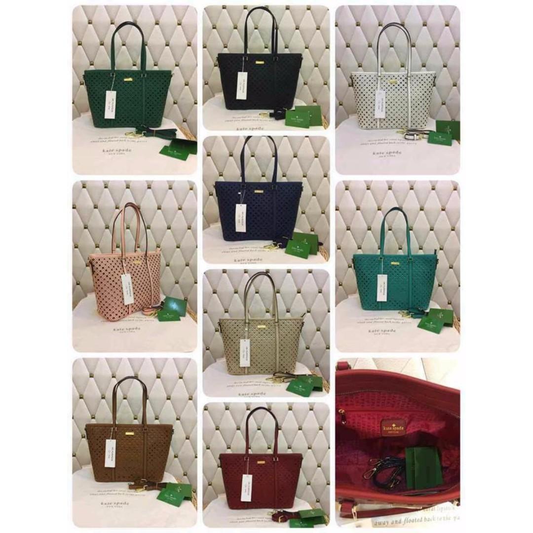 Big Sale!! Kate Spade Fashion Bags (All for 1600 each)
