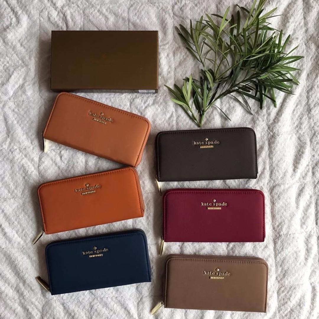 Big Sale!! Kate Spade wallet Buy 1 Take 1