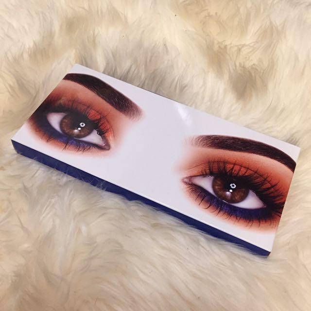 BN Kylie Cosmetics Kyshadow Peach Pallet