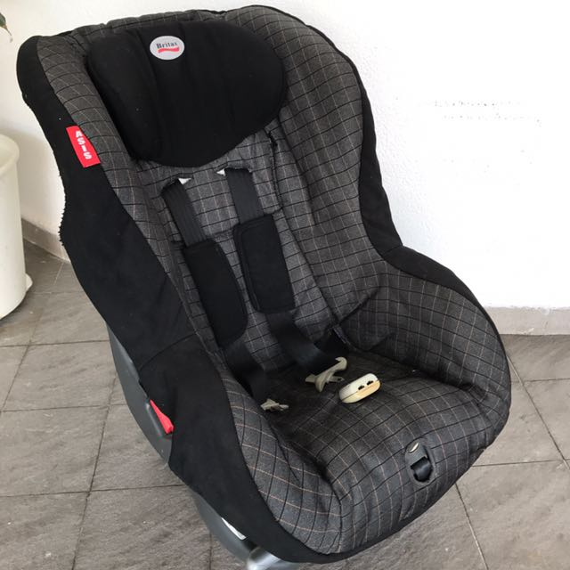 Britax Forward Facing Car Seat Babies Kids On Carousell