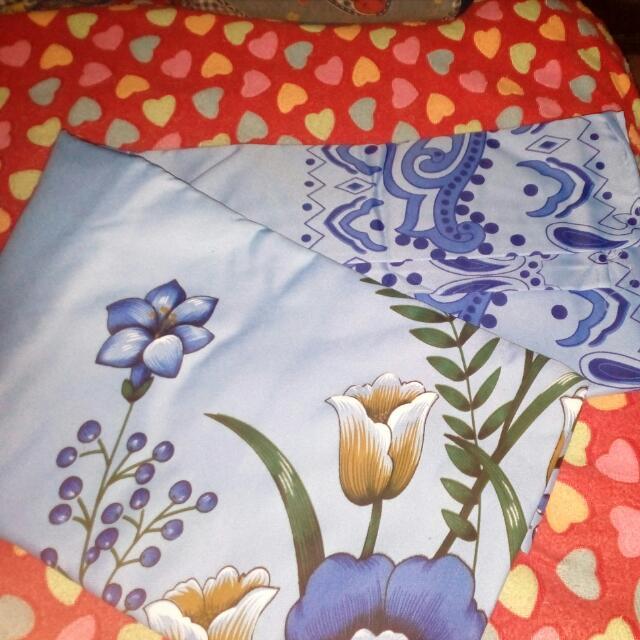 Butterfly W/ Flower Blanket