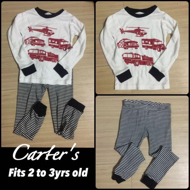 Cartier's terno
