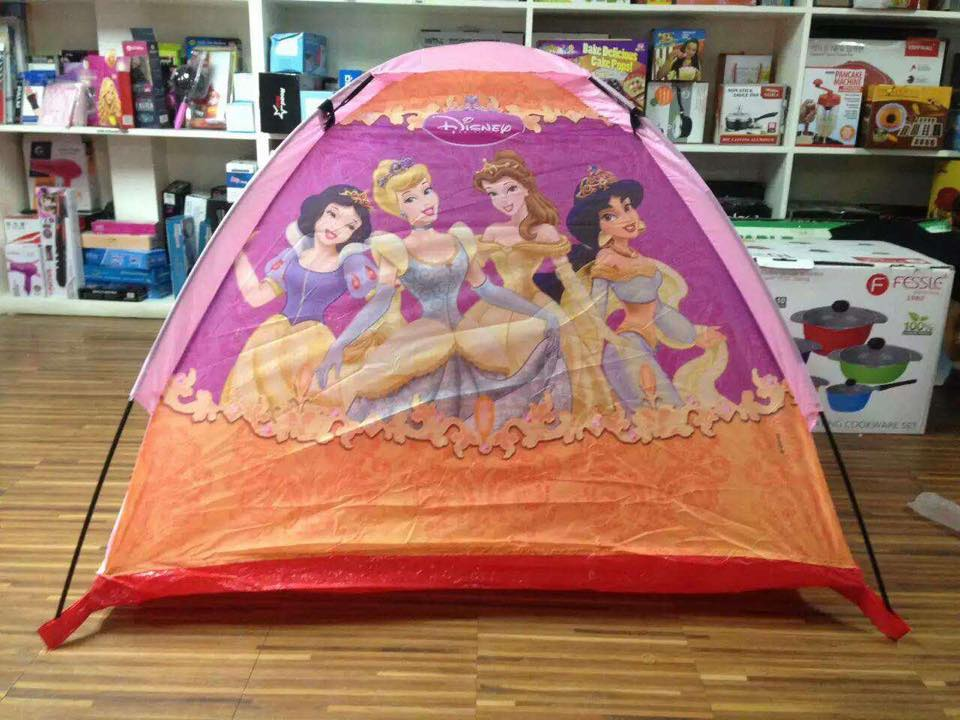 Cartoon Tent