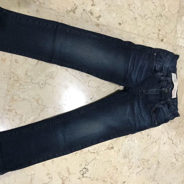 Celana Jeans Anak Laki-laki Cotton On Kids Size 5tahun