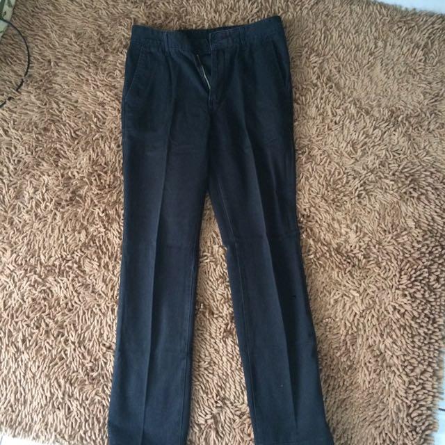 Celana Jeans Regular Fit Size M