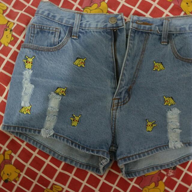 Celana Pendek Ori Thailand