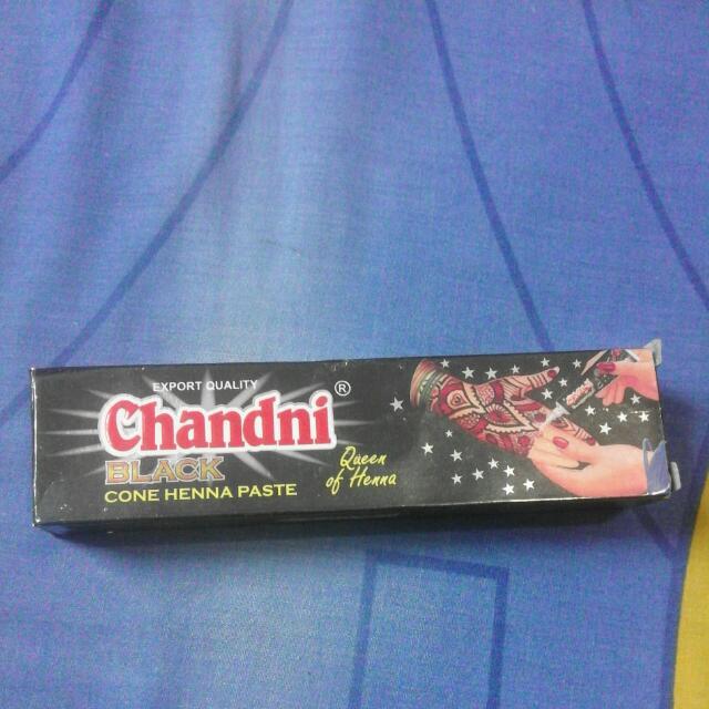 Chandni Black