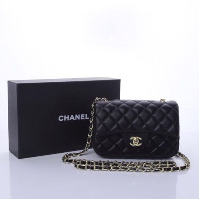 Chanel Mini Clasis ( Premium )