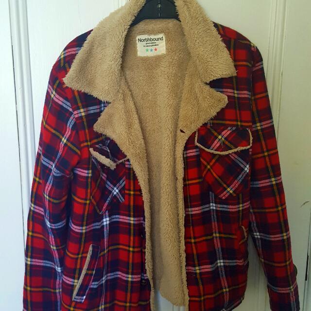 Checkered Winter Jacket