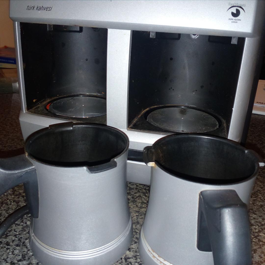 Coffee Machine - Beko BKK 2113 Dual Zone