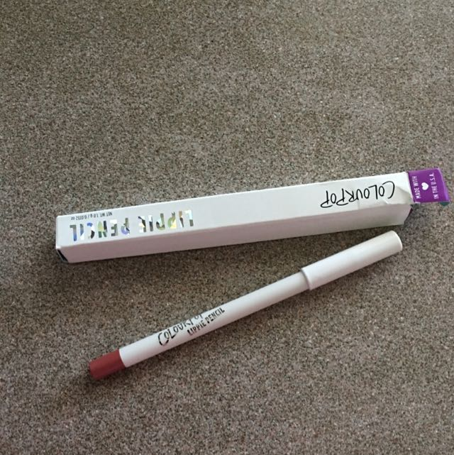 Colourpop Lip Pencil