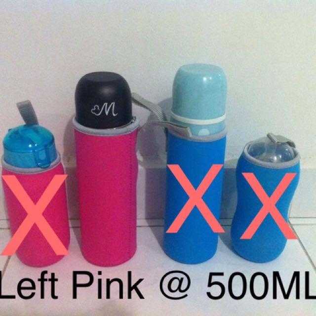 Cover bottle