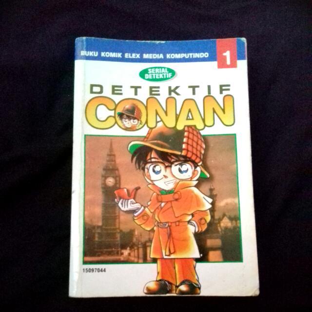 Detectif Conan Vol 1