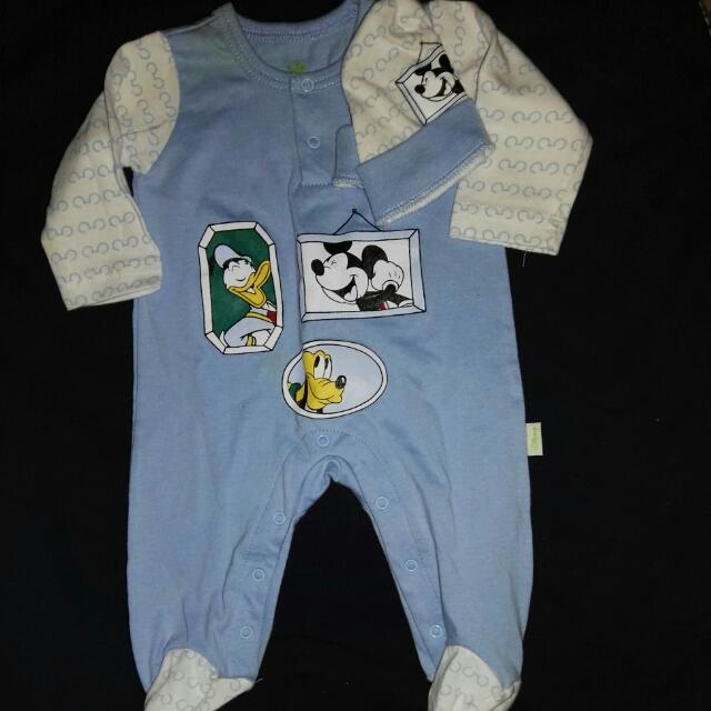Disney Frogsuit