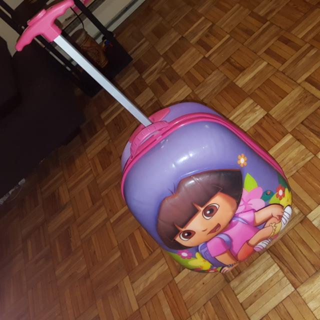 Dora Luggage!