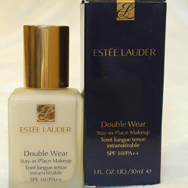 Authentic Estee Luader Double Wear Stay-In-Place Liquid Foundation