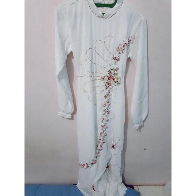 Gamis Payet Head Hand Heart