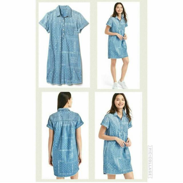 Gap bandana Dress