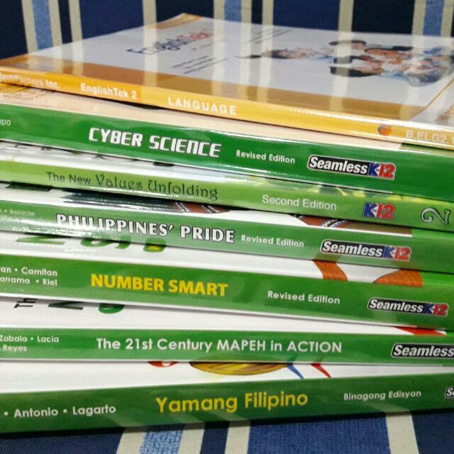 Grade 2 K To 12 Textbooks