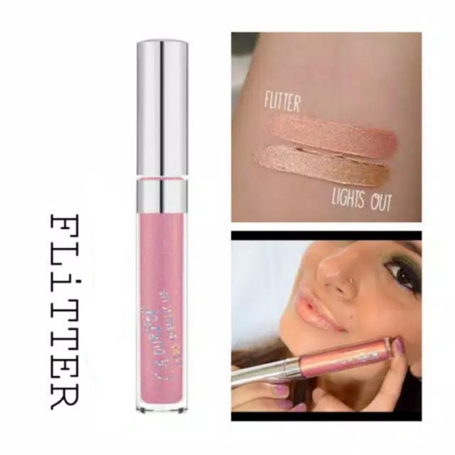 Gratis Ongkir COLOURPOP Ultra Metallic Lip Flitter