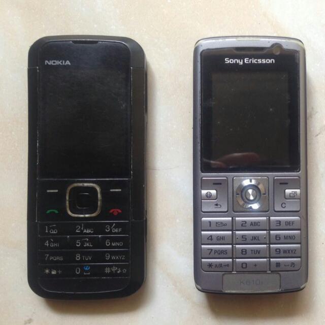 Handphone Jadul Mobile Phones Tablets On Carousell