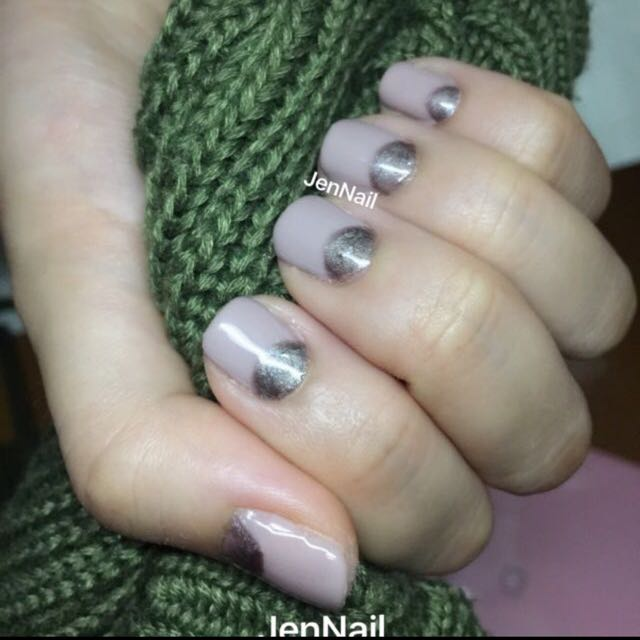 Homebase Manicure Gel Nail Gelish Design Health Beauty Hand