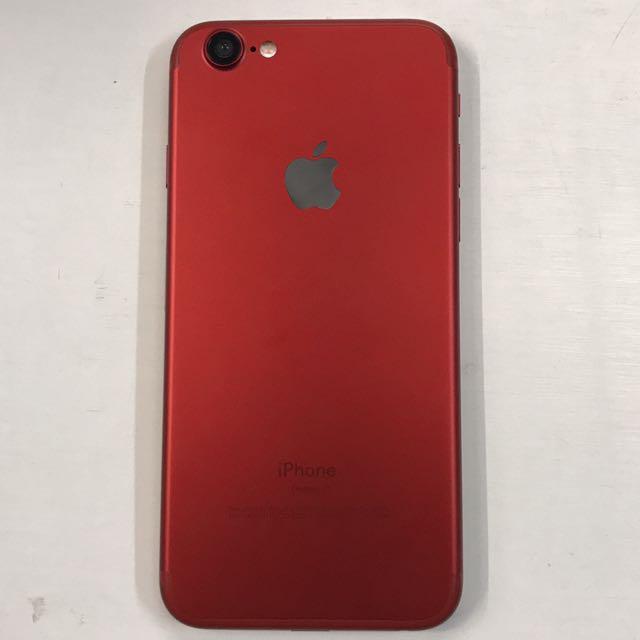 the best attitude 4f217 9352b Housing Ip6 Convert 7 Red