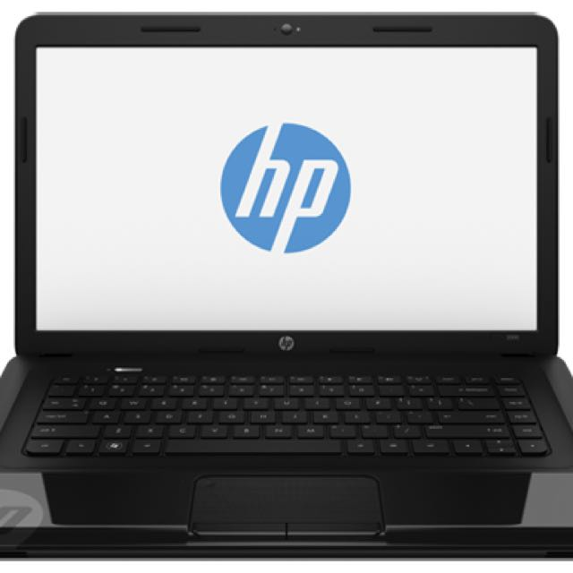 HP 2000 Series Laptop