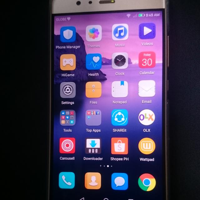 Huawei P9 32gb Prestige Gold