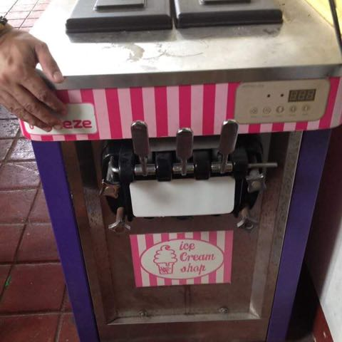 Ice Cream Maker(soft Serve)