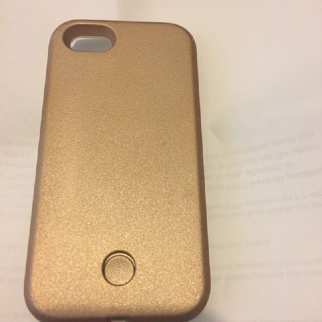 iPhone 5/5s Selfie Light Case