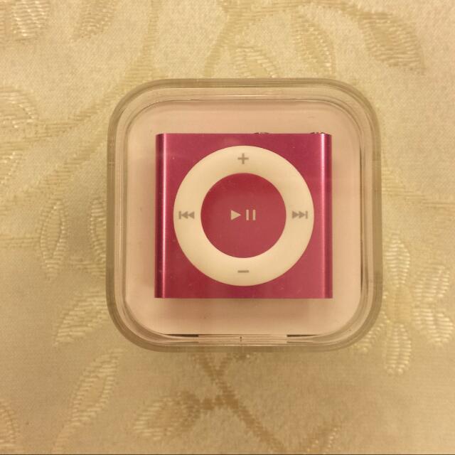 iPod Shuffle 2gb 4th Gen