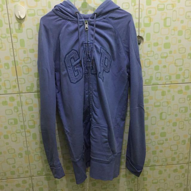 Jaket hoodie cewek GAP (FREE ONGKIR JABODETABEK)