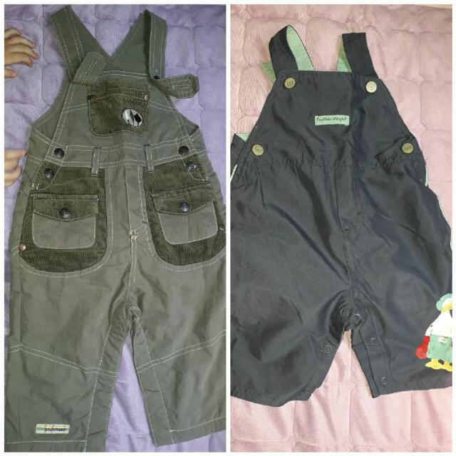 jumpsuits for 1-3 yo