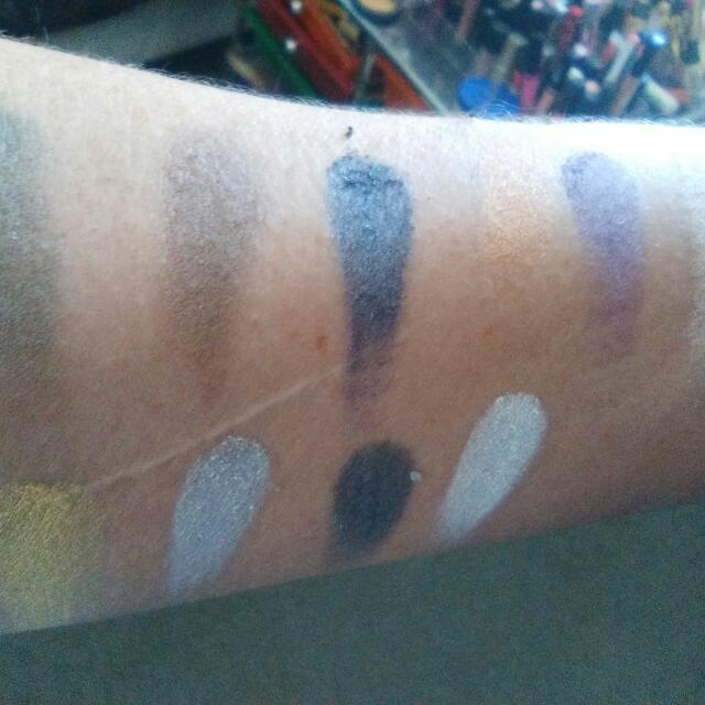 Kryola Eyeshadow Palette