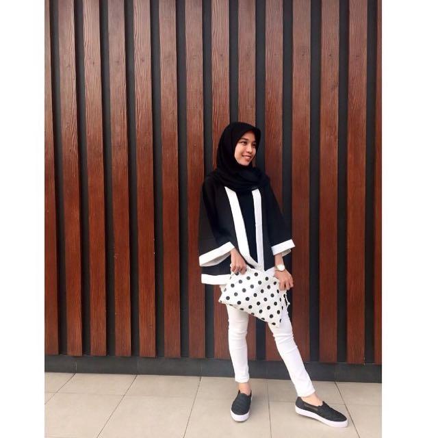 Kimono Black Outer