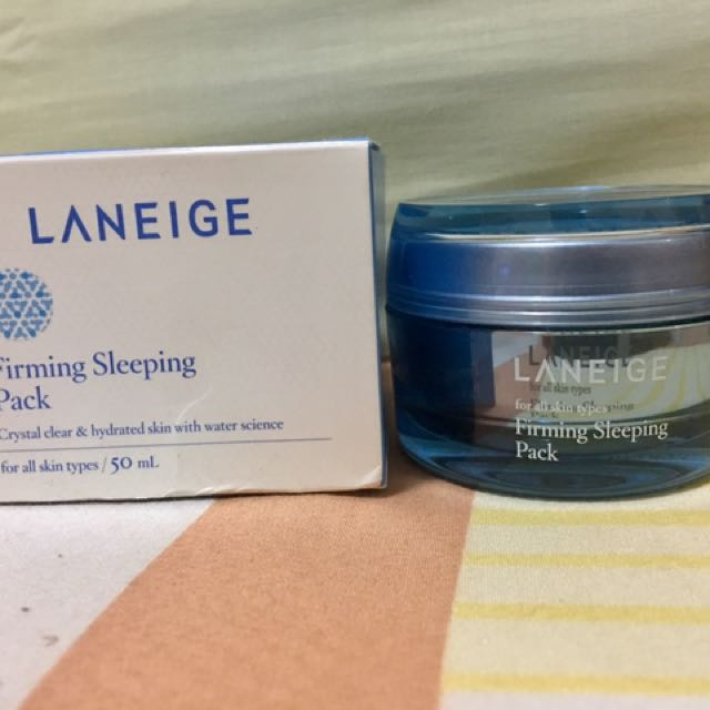 Laneige Forming Sleeping Pack