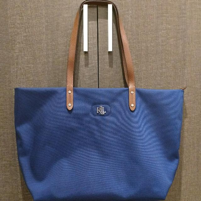 Lauren Ralph Lauren Bainbridge Tote Bag