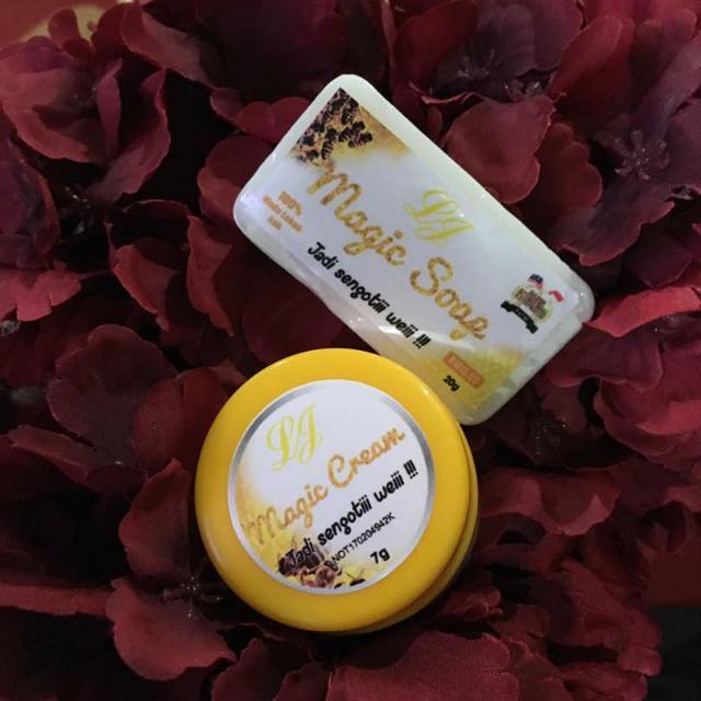 lj magic cream, health \u0026 beauty, makeup on carousellLj Magic Cream Madu Lebah Pembunuh #6