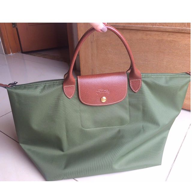 Longchamp Short Handle