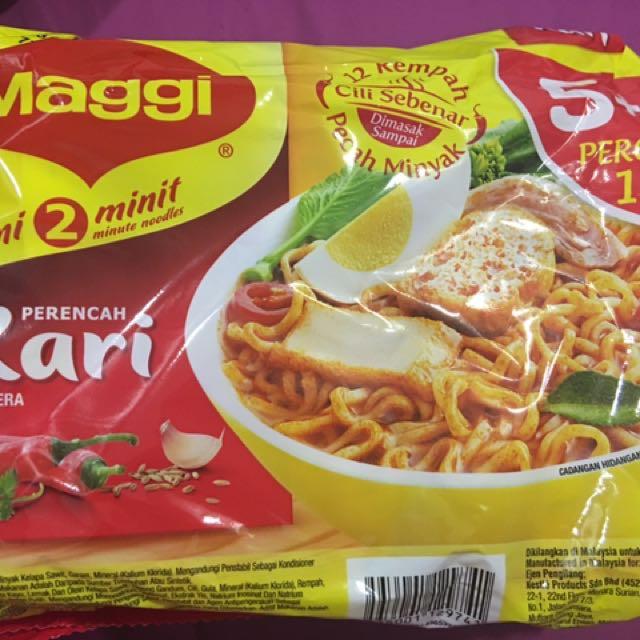 Maggi KARI Noodles