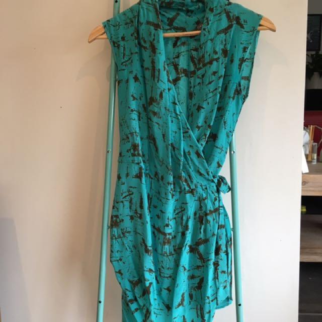 Max Wrap Dress